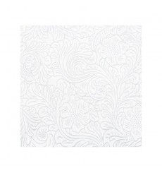 Chemin de Table en Non-Tissé PLUS Blanc 40x120cm (500 Utés)