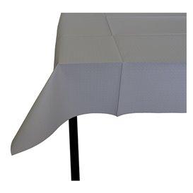 Nappe en papier 1,2x1,2 Mètre Gris 40g (300 Unités)