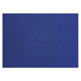 Nappe en papier 1,2x1,2 Mètre Bleu 40g (300 Unités)