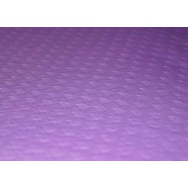 Nappe en papier 1,2x1,2 Mètre Lilas 40g (300 Unités)