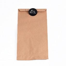 Enveloppe Porte-Couverts Kraft 9x24cm (125 Utés)