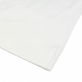 Serviette Spunlace Salon de Coiffure Blanc 40x80cm 43g/m² (25 Utés)