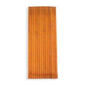 """Enveloppe Porte-Couverts avec Serviettes """"Bambou"""" (125 Utés)"""