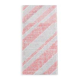 Serviette Kangourou en Papier Barlovento Rouge 40x40cm (960 Unités)