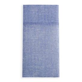 Serviette Kangourou en Papier Cow Boys Bleu 40x40cm (30 Unités)