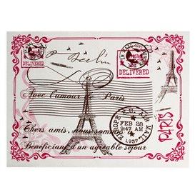 """Set de Table papier 30x40cm """"Paris"""" 40g (1.000 Utés)"""