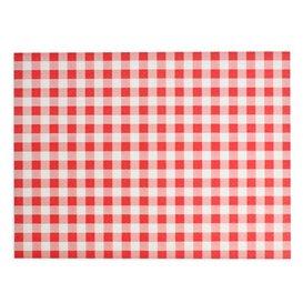 """Set de Table papier 30x40cm """"Vichy"""" 40g (1.000 Utés)"""