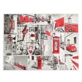 """Set de Table papier 30x40cm """"Europe"""" 50g (500 Utés)"""