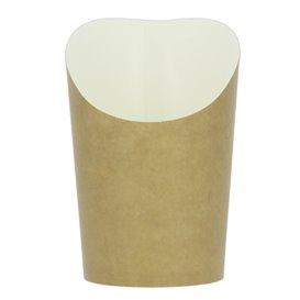 Gobelet Carton Ingraissable Effet Kraft Petit (1320 Unités)