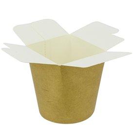 Boîte à Repas 100% ECO Effet Kraft 26Oz/780ml (50 Utés)