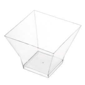 "Verrine Dégustation SAN ""Pagoda"" Transparent 88ml (6 Utés)"