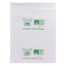 Sac Abattoir 100% Compostable 27x35 cm (3000 Utés)
