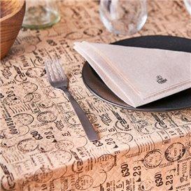 """Nappe en papier 1x1m Kraft """"Postale"""" 40g/m² (400 Utés)"""