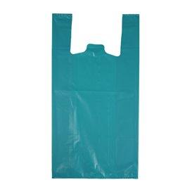 """Sac à Bretelles 70% Recyclé """"Colors"""" Bleu 42x53cm 50µm (40 Utés)"""