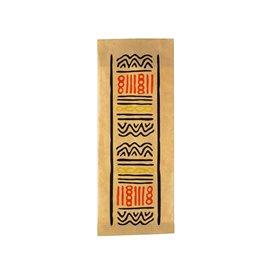 """Enveloppe Porte-Couverts avec Serviettes """"Tribal"""" (125 Utés)"""