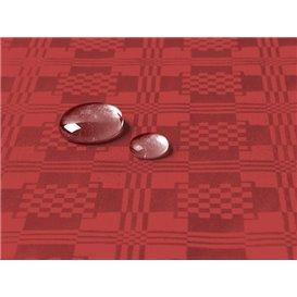Nappe Imperméable en rouleau Rouge 1,2x5m (1 Uté)