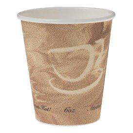"Gobelet Carton 6oz/180ml Café ""Mistique"" Ø7,4cm (1000 Utés)"