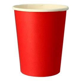 "Gobelet Carton Rouge 9Oz/240ml ""Party"" (10 Unités)"