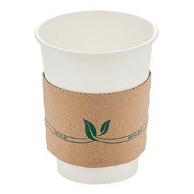 Bague pour Gobelet en Carton Ondulé de 8Oz (1.000 Unités)