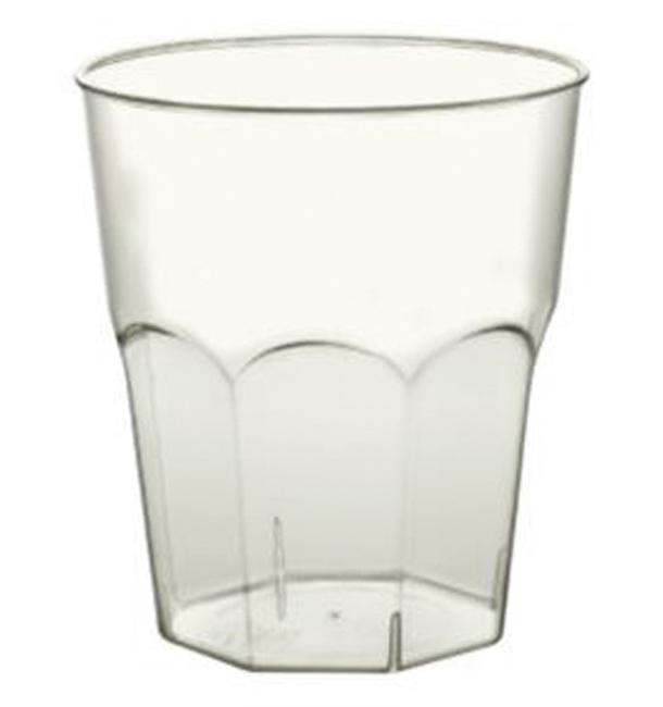 Verre PLA Dur Biodégradable Transparent 420ml (420 Utés)
