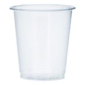 Gobelet Plastique 100 ml PP Transparent (50 Unités)