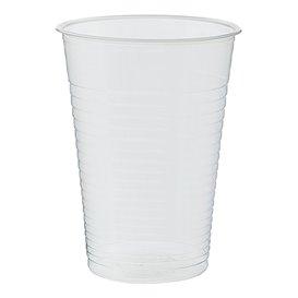 Gobelet Plastique Transparent 220ml (100 Unités)