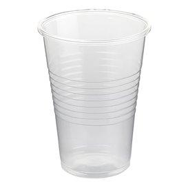 Gobelet Plastique Emballé PP Transparent 220ml (50 Unités)