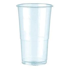 Gobelet Plastique 300ml Transparent Ø7,3cm (100 Unités)
