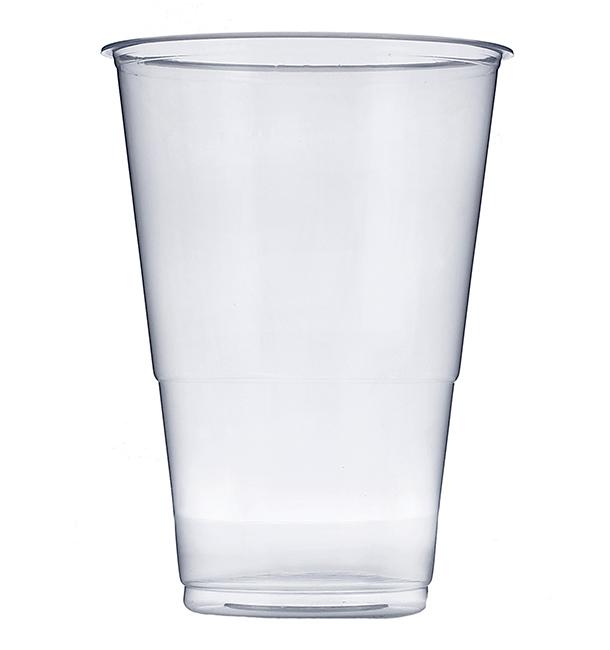 Gobelet Plastique Transparent PP 400 ml (50 Unités)