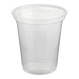 Gobelet Plastique PP Transp. 400ml Ø9,4cm (50 Unités)