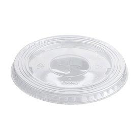 Courvercle PET Croix Transparent Ø9,4cm (1000 Unités)