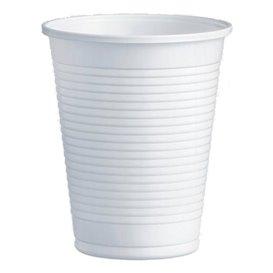 Gobelet Plastique PP Blanc 200ml Ø7,0cm (100 Unités)
