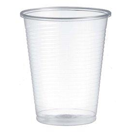 Gobelet Plastique PP Transp. 200ml Ø7,0cm (100 Unités)