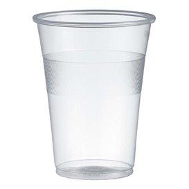 Gobelet Plastique PP Transparent 300ml Ø7,7cm (1250 Unités)