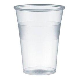 Gobelet Plastique PP Transp.350ml Ø8,3cm (50 Unités)