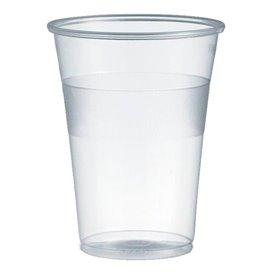 Gobelet Plastique PP Transp. 400ml Ø8,3cm (50 Unités)