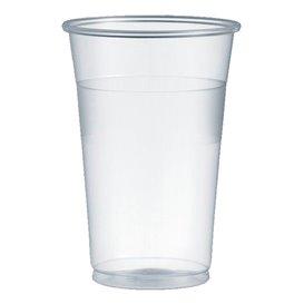 Gobelet Plastique PP Transp. 500ml Ø8,3cm (40 Unités)