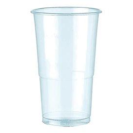 Gobelet Plastique PP Transparent 375 ml Ø8,0cm (74 Unités)