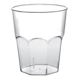 Verre Plastique à Cocktail Transp. PP Ø84mm 270ml (20 Utés)