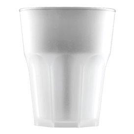 Verre Plastique Transparent PP Ø85mm 300ml (120 Utés)