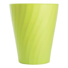 "Gobelet Plastique PP ""X-Table"" Citron vert 320ml (128 Utés)"
