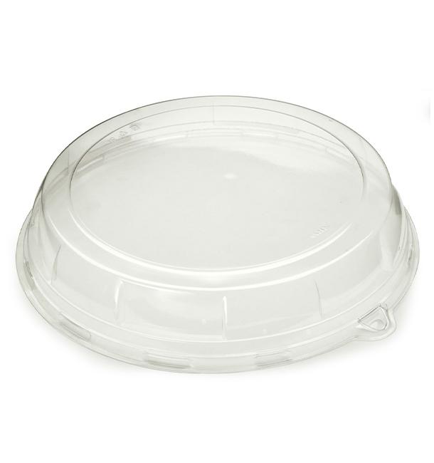 Couvercle Plastique pour Plateau de 40x8cm (5 Utés)