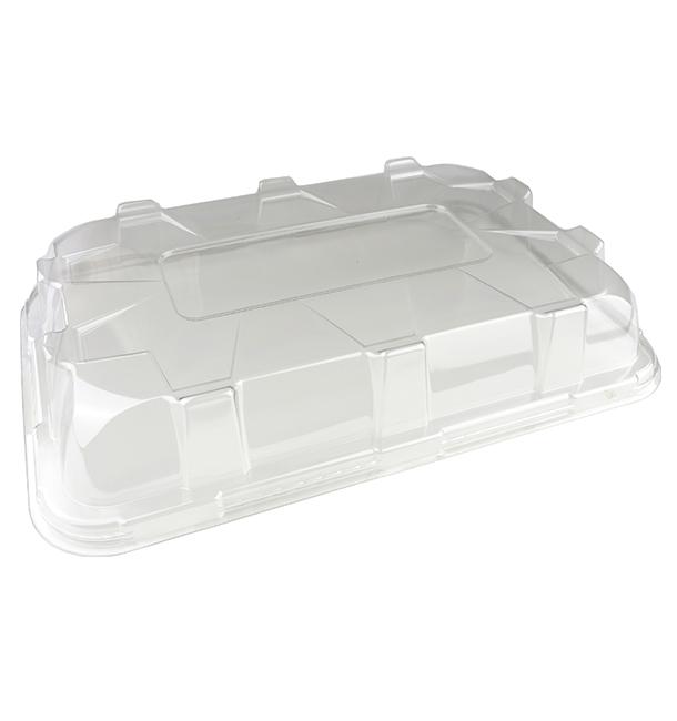 Couvercle Plastique pour Plateau de 55x37x8cm (5 Utés)