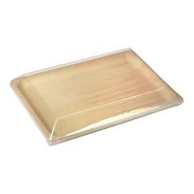 Couvercle Plastique PET 40,1x28,1cm (50 Unités)