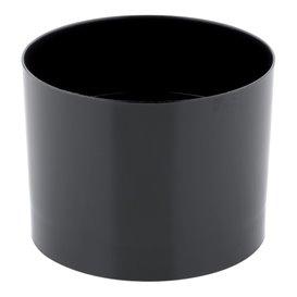 "Verrine Dégustation ""Zero"" Noir 60 ml (15 Utés)"