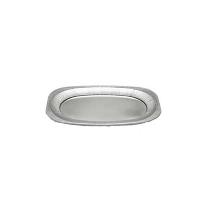 Plat Oval Aluminium 2150ml (60 Unités)