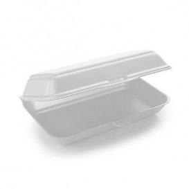 Boîte en Foam LunchBox 240x155x70mm (125 Unités)