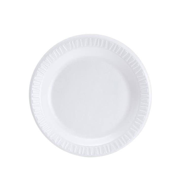 "Assiette plate en FOAM ""Concorde"" 230mm (125 Utés)"
