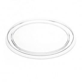 Couvercle PVC pour Flan Aluminium 127ml (150 Utés)