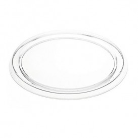 Couvercle PVC Aluminium Flan 127ml (100 Utés)